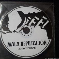 CDs de Música: MALA REPUTACIÓN - AL LÍMITE SIEMPRE - PROMO CD ROCK 2006. Lote 124147355