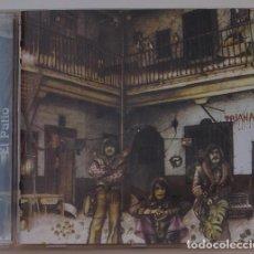 CDs de Música: TRIANA - EL PATIO (CD) 2002 - 7 TEMAS. Lote 124147795