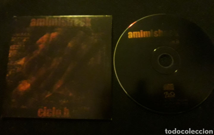 AMIMISHOCK - CD PROMOCIONAL CICLO H (Música - CD's Heavy Metal)
