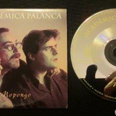 CDs de Música: ACADÉMICA PALANCA - MOPONGO CD SINGLE PROMO. Lote 124155562