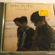 CDs de Música: DUNCAN DHU-CANCIONES. Lote 124155759
