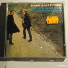 CDs de Música: SIMON Y GARFUNKEL-SOUNDS OF SILENCE. Lote 124156759
