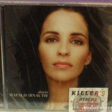 CDs de Música: MAFALDA ARNAUTH - DIARIO - CD PRECINTADO - FADO. Lote 222337745