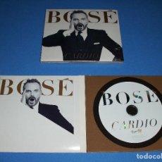 CDs de Música: MIGUEL BOSE - CARDIO CD EDICIÓN ITALIANA . Lote 124204191