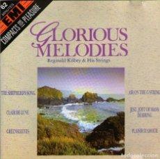 CDs de Música: REGINALD KILBEY & HIS STRINGS - GLORIOUS MELODIES - CD ALBUM - 16 TRACKS - EMI RECORDS 1988. Lote 124210911