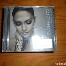 CDs de Música: JENNIFER LOPEZ. COMO AMA UNA MUJER. CD. SONNY 2007. IMPECABLE. Lote 124212335