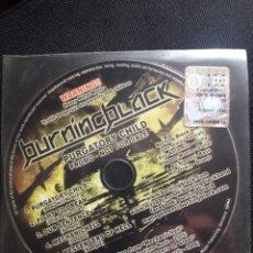 CDs de Música: BURNING BLACK - PURGATORY CHILD CD PROMOCIONAL (HEAVY POWER METAL) 2009. Lote 124223519