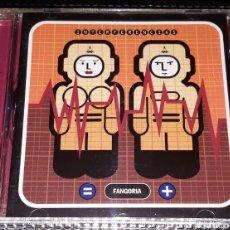 CDs de Música: FANGORIA - INTERFERENCIAS. Lote 124274024