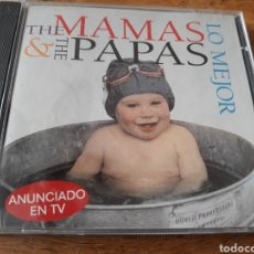 CDs de Música: THE MAMAS AND THE PAPAS CALIFONIA DREAMING. Lote 124285628