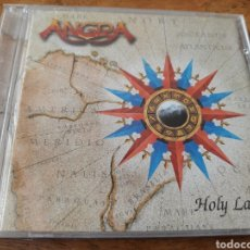 CDs de Música: ANGRA (SUPER POSTER) HOLY LAND HEAVY METAL ROCK BRASIL. Lote 124286274