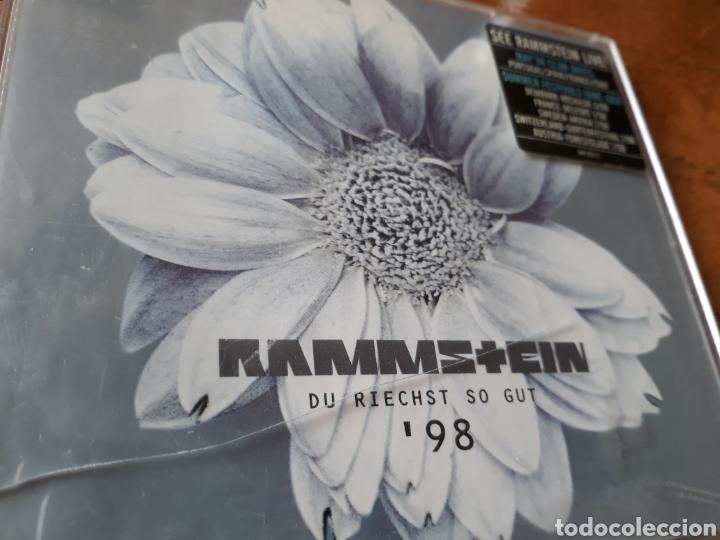 RAMMSTEIN DU RIECHST SO GUT (Música - CD's Techno)