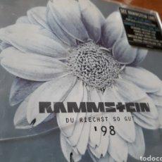CDs de Música: RAMMSTEIN DU RIECHST SO GUT. Lote 124288019