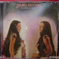 CDs de Música: ISABEL PANTOJA.22 ABRILES TENGO...DIFICIL. Lote 124292095