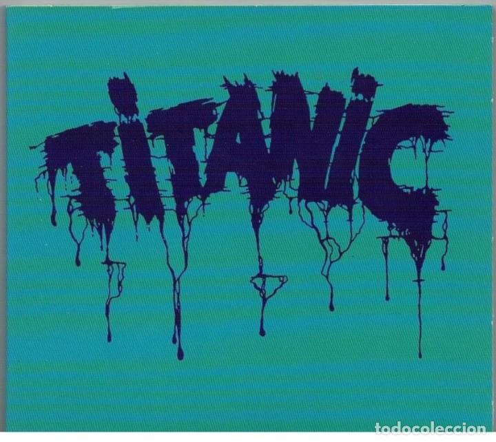 TITANIC-CD TITANIC-DIGIPAK (Música - CD's Rock)
