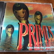 CDs de Música: PRIMUS TAILS FROM THE PUNCHBOWL. Lote 124295982
