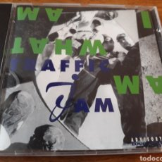 CDs de Música: I AM WHAT I AM TRAFFIC JAM. Lote 124301368