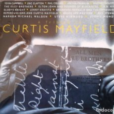 CDs de Música: A TRIBUTE TO CURTIS MAYFIELD. . Lote 124316231