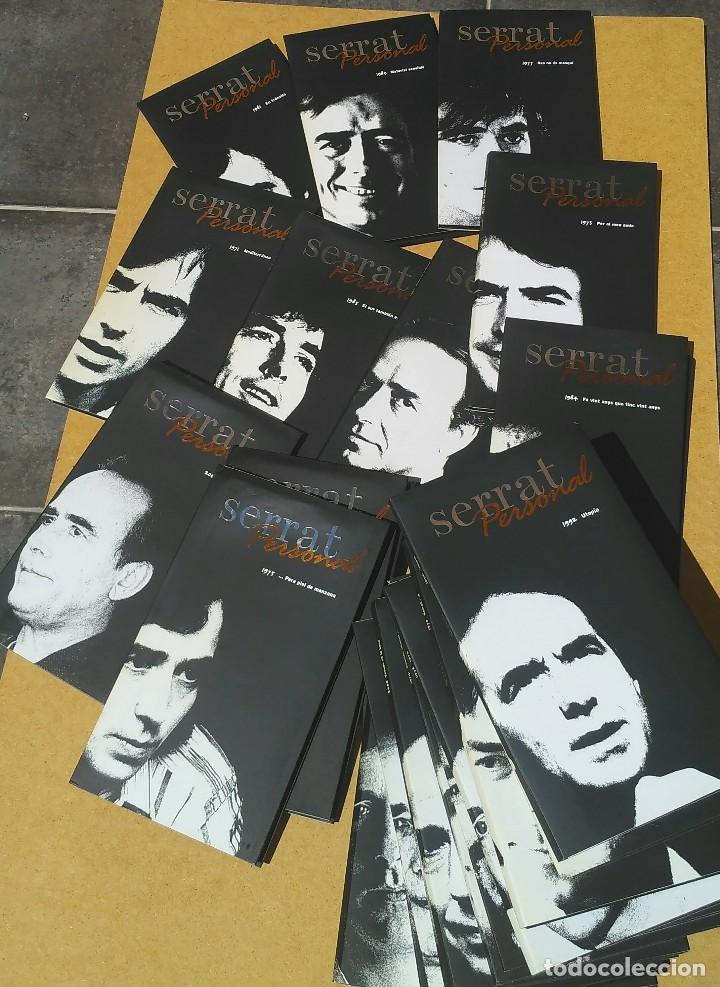 COLECCIÓN CD JOAN MANUEL SERRAT. (Música - CD's Melódica )