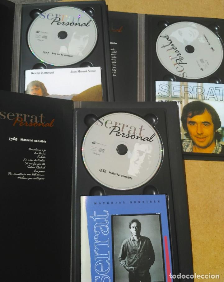 CDs de Música: Colección CD Joan Manuel Serrat. - Foto 2 - 124420955