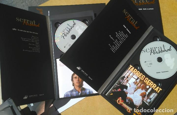 CDs de Música: Colección CD Joan Manuel Serrat. - Foto 5 - 124420955