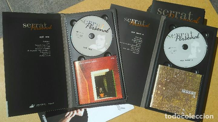 CDs de Música: Colección CD Joan Manuel Serrat. - Foto 8 - 124420955