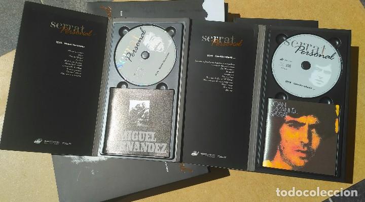 CDs de Música: Colección CD Joan Manuel Serrat. - Foto 9 - 124420955