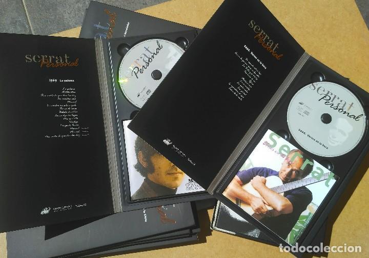 CDs de Música: Colección CD Joan Manuel Serrat. - Foto 10 - 124420955
