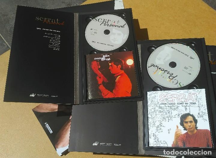 CDs de Música: Colección CD Joan Manuel Serrat. - Foto 13 - 124420955