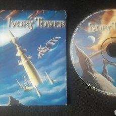 CDs de Música: IVORY TOWER - IVORY TOWER CD ÁLBUM PROMOCIONAL + LIBRETO PROMOCIONAL (PROG ROCK HEAVY METAL 1998 ). Lote 124451147