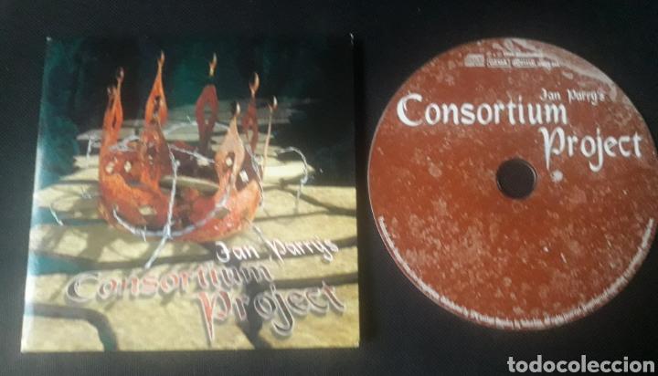 IAN PARRY'S CONSORTIUM PROJECT- CD ÁLBUM PROMOCIONAL (PROG ROCK HEAVY METAL) 1999 (Música - CD's Heavy Metal)