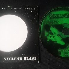 CDs de Música: GRAVE DIGGER - THE GRAVE DIGGER CD ÁLBUM PROMOCIONAL (HEAVY METAL 2001). Lote 124459202