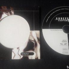 CDs de Música: GOREFEST - CHAPTER 13 - CD ÁLBUM PROMOCIONAL. Lote 124460091