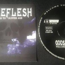 CDs de Música: GOOSEFLESH - WELCOME TO SUFFER AGE CD ÁLBUM PROMOCIONAL. Lote 124460759
