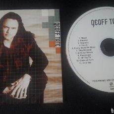 CDs de Música: GEOFF TATE - CD ÁLBUM PROMOCIONAL. Lote 124461520