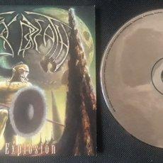 CDs de Música: FINAL BREATH - MIND EXPLOSION CD ÁLBUM PROMOCIONAL. Lote 124462739