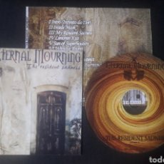 CDs de Música: ETERNAL MOURNING - THE RESIDENT SADNESS CD (GOTHIC ROCK DOOM METAL) 2003. Lote 124464379