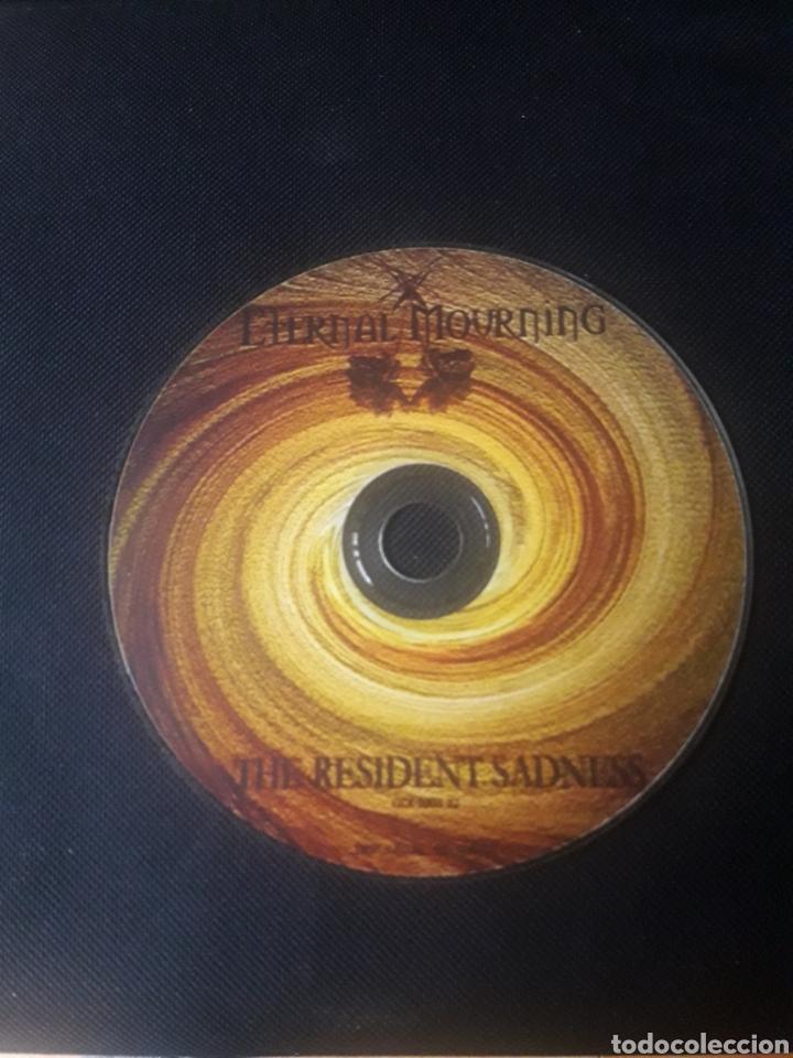 CDs de Música: Eternal Mourning - The resident sadness CD (gothic rock doom metal) 2003 - Foto 4 - 124464379