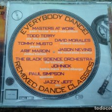 CDs de Música - DOBLE CD -- EVERY BODY DANCE -- REMIXED DANCE CLASSICS -- 24 TEMAS - 1998 -- - 124496615