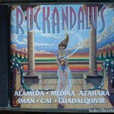 CDs de Música: ROCKANDALUS CD 1994 ALAMEDA,CAI,MEDINA AZAHARA,GUADALQUIVIR,IMÁN, CALIFATO INDEPENDIENTE. Lote 124508119