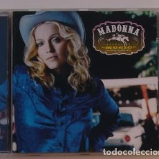 CDs de Música: MADONNA - MUSIC (CD) 2000 - 11 TEMAS. Lote 124542771