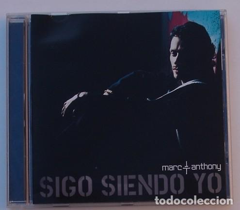 MARC ANTHONY - SIGO SIENDO YO (CD) 2006 - 14 TEMAS (Música - CD's Latina)
