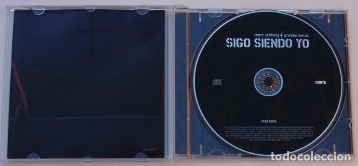 CDs de Música: MARC ANTHONY - SIGO SIENDO YO (CD) 2006 - 14 TEMAS - Foto 2 - 124546779
