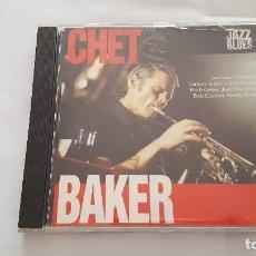 CDs de Música: CD - CHET BAKER - PLANETA DEAGOSTINI - MAESTROS DEL JAZZ & BLUES Nº 3. Lote 124548019