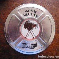 CDs de Música: MOVIE NIGHTS / CAJA METÁLICA / BRISA 2002. Lote 124556735