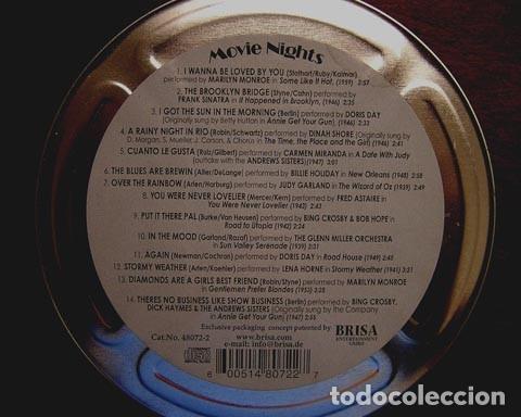 CDs de Música: Movie Nights / Caja metálica / Brisa 2002 - Foto 2 - 124556735