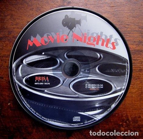 CDs de Música: Movie Nights / Caja metálica / Brisa 2002 - Foto 3 - 124556735