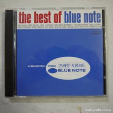 CDs de Música: BLUE NOTE - THE BEST OF BLUE NOTE - CD 1994 . Lote 124608579