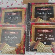 CDs de Música: COLECCIÓN 50 CD'S HIT CLASSICAL - DIAMOND -GRANDES COMPOSITORES. SIN DESPRECINTAR. BEETHOVEN, MOZART. Lote 124609695