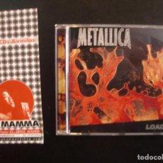 CDs de Música: METALLICA- LOAD. CD. Lote 124622175