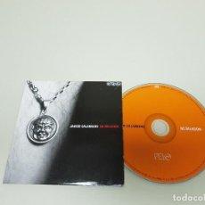 CDs de Música: 1306 - JAVIER CALAMARO MI RELIGION CD SINGLE PROMO RADIO COMBINAMOS ENVIOS . Lote 124632819